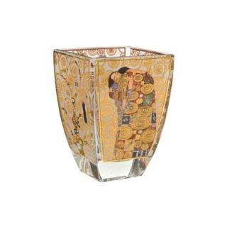 Goebel Die Erfüllung - Teelicht Artis Orbis Gustav Klimt 66900994