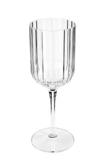Fink Emperial  Rotweinglas  Glas  transparent  Höhe 22 cm  Durchmesser 7 7 cm 110004