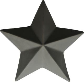 ASA XMAS Deko Stern, basalt D. 13,5 cm, H. 4,3 cm 66781617
