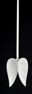 Tiziano Flügelhänger Fario 10cm creme 726031