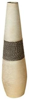 Gilde Keramik Kegelvase Mangari 43126