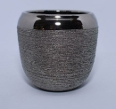 Gilde Keramik Pflanztopf Stellar 43071
