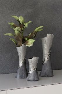 Gilde Keramik Vase Bridgetown 43212 klein 19 cm