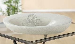 Gilde Keramik Deko-Schale Brizzola 34620