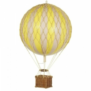 Authentic Models Ballon 13 cm Floating The Skies, True Yllw AP160Y