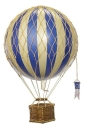 Authentic Models Ballon Travels Light, Blue 18cm AP161D