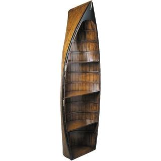 Authentic Models Boot Bücherregal Rowboat Bookcase, Large, FF MF036 185 cm