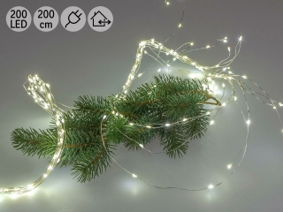 Formano Lichtgirl.140cm 200 LED Draht  632531