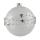 Kaheku Baumkugel Ceres gefrostet weiss 12 Ø 905052620