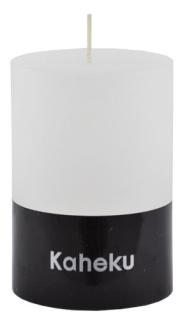 Kaheku Cylinderkerze weiss 7 Ø 30h 684763020