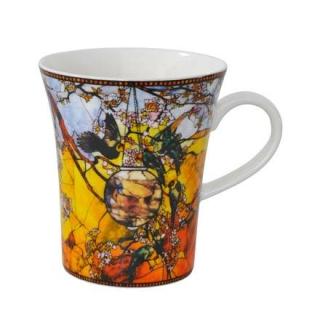 Goebel Sittiche - Künstlerbecher Artis Orbis Louis Comfort Tiffany 67011011