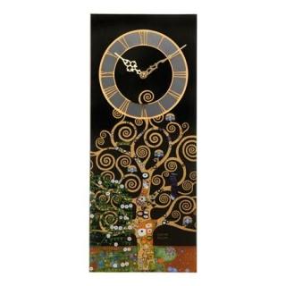 Goebel Der Lebensbaum - Wanduhr Artis Orbis Gustav Klimt 67000501