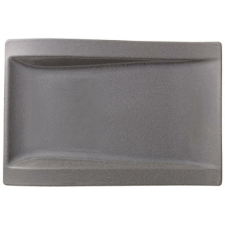 Villeroy & Boch Gourmetteller 37X25Cm Newwave Stone 1041982697