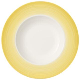 Villeroy & Boch Teller Tief/Pastateller Colourful Life Lemon Pie 1048542790
