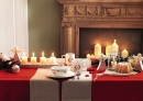 Hutschenreuther Becher mit Henkel Merry Christmas Nordic red 02464-725910-15505