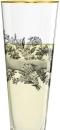 Ritzenhoff Next Champus Design Champagnerglas, Marlies Plank, Frühjahr 2017, 3520006