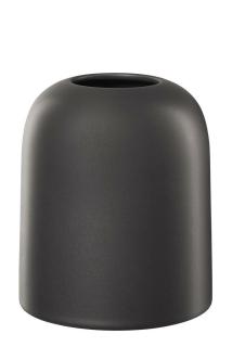 ASA OLAHH Vase, dunkelgrau D. 14 cm, H. 17 cm 81002242