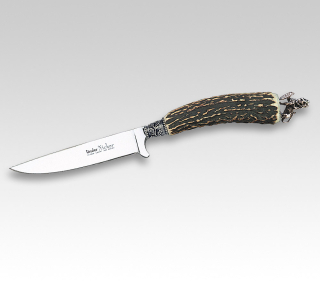 Trachtenmesser mit Figurenplatte 221110