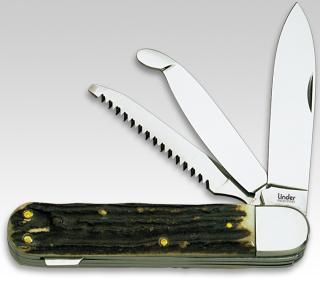 Jagdmesser mit Klinge aus 440A, rostfrei 312511