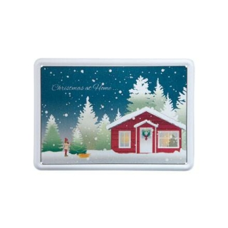 Goebel Christmas at Home - Postkarte Scandic Home Scandic Home Wohnaccessoires 23100411