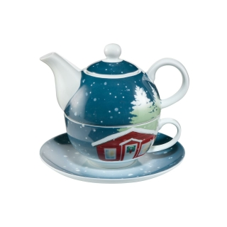Goebel Christmas at Home - Tea for One Scandic Home Scandic Home Wohnaccessoires 23100381