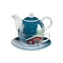 Goebel Christmas at Home - Tea for One Scandic Home...