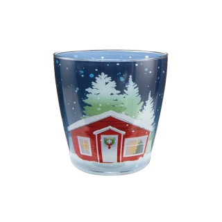 Goebel Christmas at Home - Teelicht Scandic Home Scandic Home Wohnaccessoires 23100371