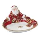 Goebel Santa präsentiert - Schale Fitz and Floyd...