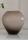 Fink Livia  Glasvase  Opalglas  greige opal  Höhe 18 cm  Durchmesser 16 cm 115252