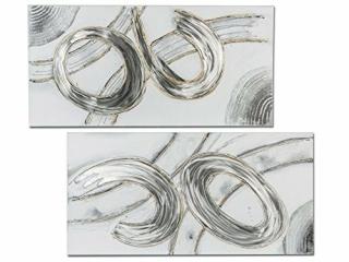 Formano Wandbild 100x50 cm Design mit Alu 677327