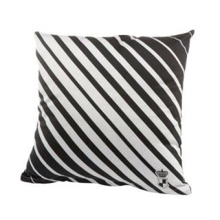 Goebel Stripes - Kissenbezug Chateau Black and White 27050401 Neuheit 2018