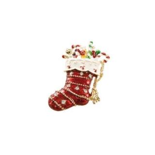 Goebel Brosche - Stiefel Fitz and Floyd Fitz & Floyd Christmas Collection 51000511 Neuheit 2018