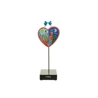 Goebel Love in the Heart of City - Figur Pop Art James Rizzi 26101541 Neuheit 2018