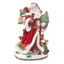 Goebel Santa mit Geschenken Fitz and Floyd Fitz &...