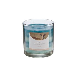 Goebel Aurora Cyan - Kerze im Glas Scandic Home Scandic Home Aurora 23100851 Neuheit 2018