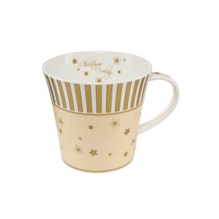 Goebel Christmas Feeling - Coffee-/Tea Mug Weihnachten Weihnachtliche Accessoires 66720031 Neuheit 2018