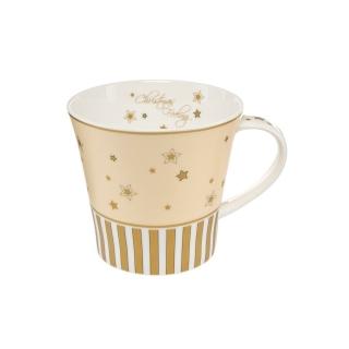 Goebel Christmas Feeling - Coffee-/Tea Mug Weihnachten Weihnachtliche Accessoires 66720041 Neuheit 2018