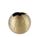 Kaheku Kugelvase Abius gold 15 cm Ø 13h  1211000738