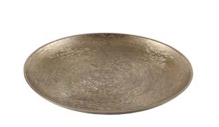 Kaheku Tablett Topaz hellgold 39 cm Ø  519006138