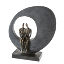 "Casablanca Skulptur ""Side by side"" Poly..."
