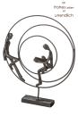 "Casablanca Design Skulptur ""Circles""..."