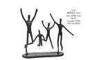 """Casablanca Design Skulptur """"Jumping""""..."""