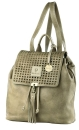 "Gilde Backpack ""Bella"" Hunt0370  beige 30x40 cm..."