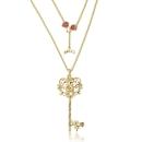 Goebel Schlüssel - Halskette Gold Die Schöne...