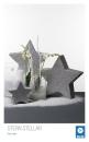 Bellini Stern Dekostern Stellar pearl 39 cm 412373