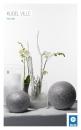 Bellini Dekokugel Ville 21 cm pearl 412353