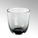 Lambert Ofra Becherglas grau H 9,5 cm, D 9 cm 11900