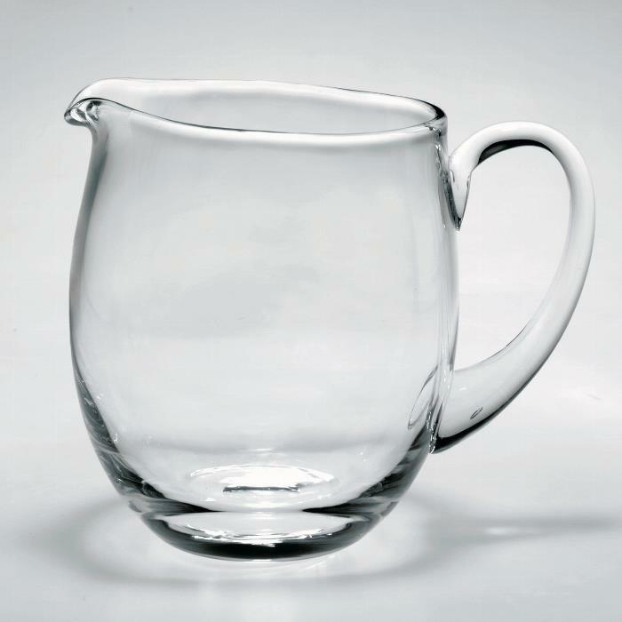 Lambert Tamara Krug oval, 1 l Kristallglas, H 18 cm, D 22 cm 13282