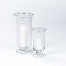 Lambert Venezia Windlicht klein Glas klar, klein  H 32  D 16 cm, mundgeblasen 17735