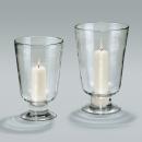 Lambert Gerona Windlicht/Vase Glas klar, H 31 cm, D 18 cm, für Kerze D 8 cm, H 14 cm 17835